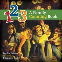 123 A Family Counting Book by Bobbie Combs