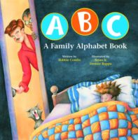 ABC A Family  Alphabet Book by Bobbie Combs