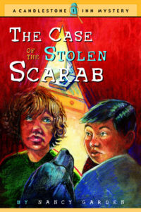 The Case of the Stolen Scarab: Candlestone Inn Mystery #1