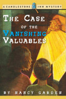 Case of the Vanishing Valuables:  by Nancy Garden