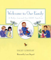 Welcome to Our Family by Sally Lindsay